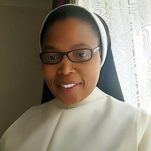 Sr. Venencia Mthembu