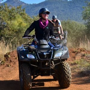 quad biking sun city