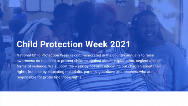 National Child Protection Week 2021